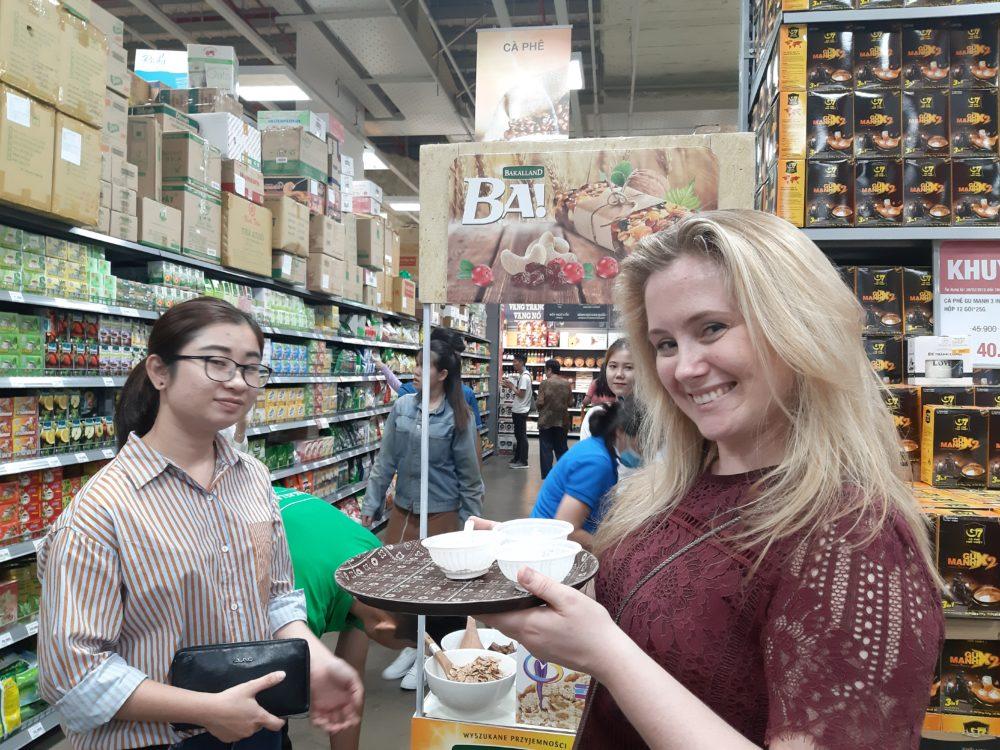 Asians appreciate Bakalland products